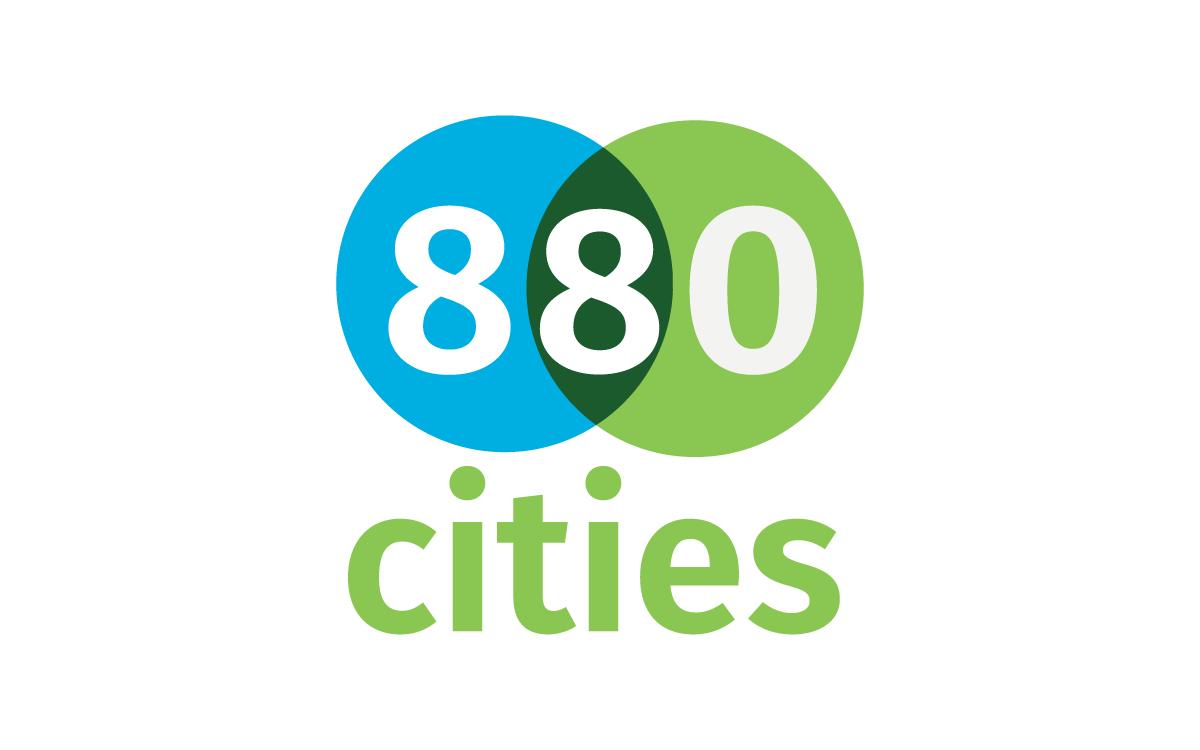 8 80 Cities Logo