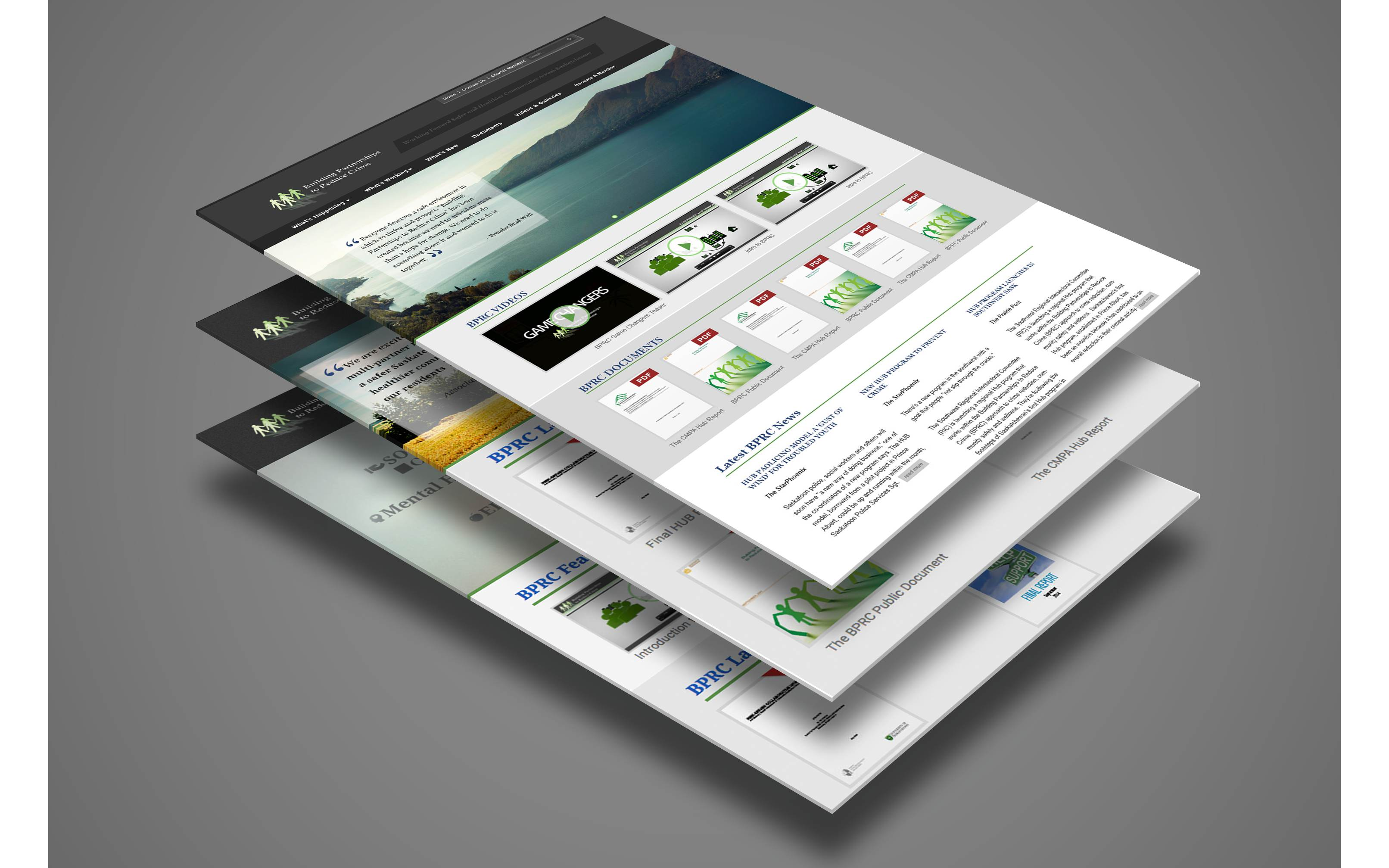 Sask BPRC Website