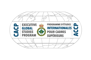 Canadian Association of Chiefs and Police Global Logo
