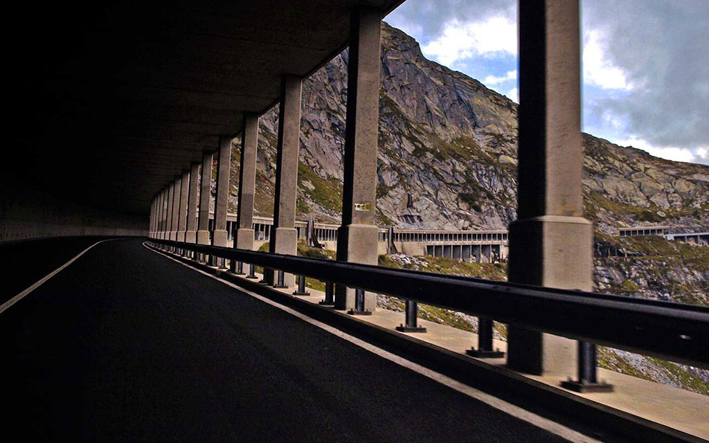 Swiss Tunnel