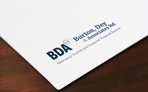 BDA Logo Mockup