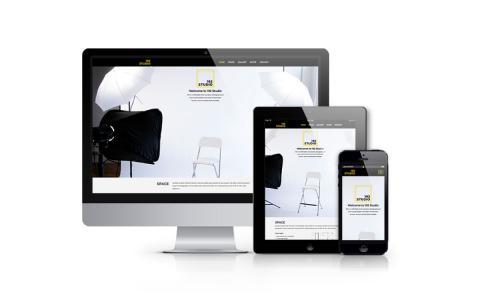 192 Studio Web Mock Up