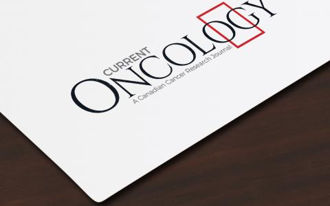 Oncology Logo Mockup