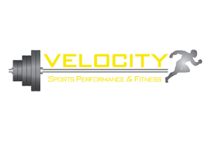 Velocity Sports Performance and Fitness Logo